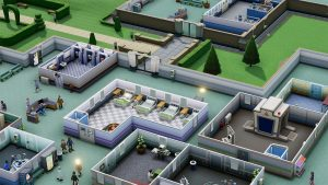 Two Point Hospital Gameplay